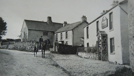 The Red Lion Public House at Lowick Bridge.