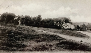 Hopefield around 1900