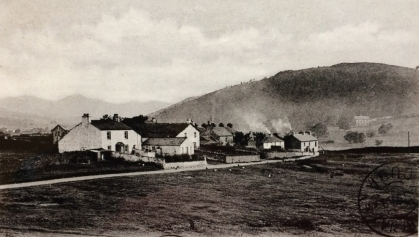 Lowick Green around 1900