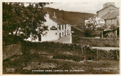 Farmers Arms Lowick